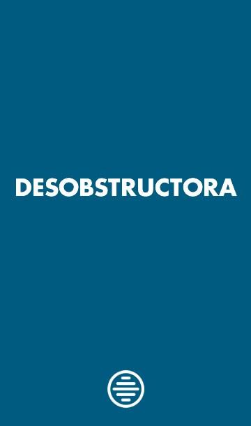 desobstructora